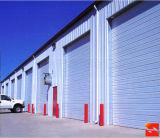 Automatische schnelle Rollen-Blendenverschluss-Garage-Hochgeschwindigkeitstür der Aluminiumlegierung