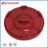 Protezione di estremità Grooved del ferro duttile approvato di FM/UL