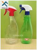 Бутылка брызга пуска ясной воды чистки жидкостной пластичная