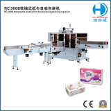 Machine d'emballage de papier tissé (tissu facial)