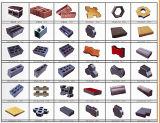 煉瓦装置のための油圧ペーバーのセメントのブロックの成形機