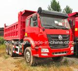 Sinotruk Hohan 6X4 Heavy Duty Dumper/Camión volquete