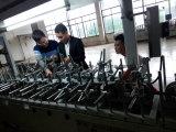 Ventana de China o línea fabricante decorativo de la puerta de la embaladora de la carpintería
