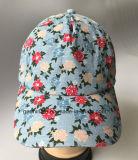sombrero de béisbol 100%Polyester con All Over la impresión (LY065)