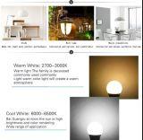 Brillo Lampada LED Bombillas de la potencia verdadera elegante del IC de la bombilla de las lámparas 4W 6W 9W 12W del bulbo de E27 LED alto