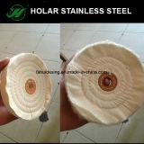 Нейлон нержавеющей стали/колеса волокна полируя