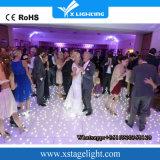 16PCS draadloze LEIDEN van de Afstandsbediening Door sterren verlicht Dance Floor