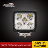 """indicatore luminoso impermeabile del lavoro di 50W 5 """" LED per i veicoli resistenti"""