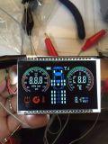 China LCD Supply for Va Black Ground Painel LCD negativo