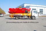 Baugerät-Verkäufe der Jh Marken-34m Trcuk eingehangene konkrete