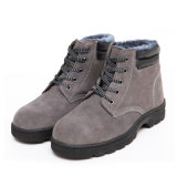 Ботинки безопасности стального пальца ноги зимы анти- статические