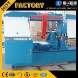 Métal coupant la machine de Sawing automatique horizontale de bande G4020