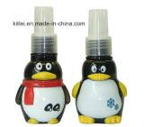 A figura animal modelo do brinquedo inflável de QQ brinca Manfufacture examinado ICTI