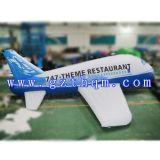 Flugzeug-vorbildlicher Ballon für Advertizing/PVC Boeing Flugzeug-Modell für das Bekanntmachen