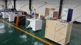 Cnc-Stahlfaser-Laser-Markierungs-Maschine für Tierohr-Marke