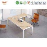 Büro-Möbel-Melamin-Büro-Schreibtisch-Chef-Schreibtisch-heißer Verkauf