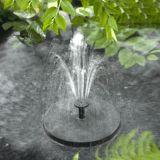 Сад с плавающей запятой на полупогружном судне солнечной энергии фонтан насоса водяного насоса на солнечной энергии