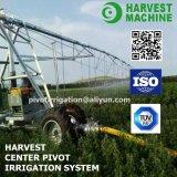 큰 농장을%s 농장 관개를 위한 중심 선회축