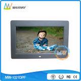 HD Video MP3 MP4 Photo Loop marco de fotos USB para publicidad de 10,1 pulgadas