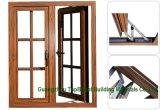 고품질을%s 가진 유리창 또는 Windows /Aluminium 이중 유리를 끼우는 여닫이 창 Windows