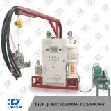 Máquina de carcaça do elastómetro do plutônio para aletas