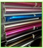 Vinile di scambio di calore di colore per il contrassegno della tessile
