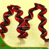 Bande neuve de lacet de garniture de modèle (TR8002)