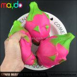 Subida Lenta Squishies PU promocionais Dragon Perfumada Frutas de brinquedos para crianças