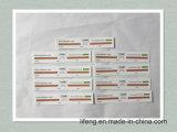 Gas-Sterilisation-Anzeiger-Karte bilden