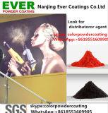 Rivestimento grigio della polvere di effetto di rivestimento di struttura della sabbia del nero elettrostatico dello spruzzo piccolo