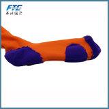 Großhandelszoll Sports Socken-Fußball-Socken-Qualitäts-Socken