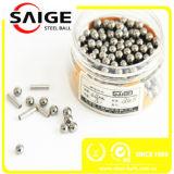 AISI1010 G100 4.8mm Kohlenstoffstahl-Kugel für Plättchen