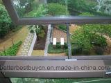 Verkaufendes vorbildliches Aluminiumspitzenfenster mit Markisen-Öffnung