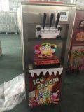 中国は虹を柔らか役立つ承認されるセリウムが付いているアイスクリーム機械に熱販売する