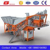 Mobiele Concrete het Groeperen Installatie Yhzs25 voor Verkoop