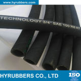Boyau R3 en caoutchouc hydraulique de SAE 100