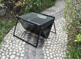 De bonne qualité d'un barbecue au charbon de bois de pliage