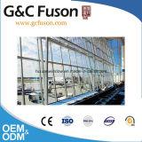 Hight Qualitätsprodukt-Gussaluminium-Vorhang, der neue Technologie-Produkt in China ummauert
