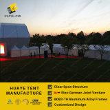 Grande tenda poligonale di evento di Huaye con le pareti solide (hy243b)