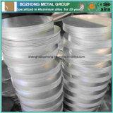 diverse plaque de cercle d'alliage d'aluminium des normes 2017A