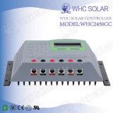 Controlador solar quente da venda 12/24V 50A PWM para a energia solar