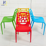 Réplica fuerte diseñador apilable moderno comedor cafetería del hotel PP Comedor silla de plástico