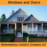 유럽 작풍 UPVC/PVC Windows