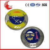 Fördernde preiswerte Andenken-Metallfirmenzeichen-Großhandelsmünze