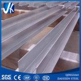 Sezione d'acciaio galvanizzata tuffata calda dell'architrave/T del fascio/T di T, Z500G/M2