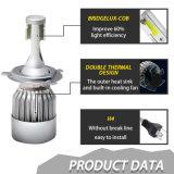 卸し売り極度の明るい12V 24V H1 H3 880 881のH4 C6 LEDのヘッドライトの球根