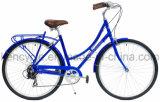 Bike города Laides Bike Голландии рамки сплава индекса скорости 700c 7 Bikes ретро голландского голландского нидерландские голландские/Bike города