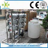 Industrielle Trinkwasser RO-Wasser-Filter-Pflanze der Bescheinigung-ISO9001