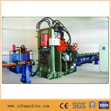 Sistema de processamento do ângulo do CNC para a torre de aço