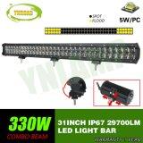 4D 330W 31pulgadas Cree la barra de luz LED de trabajo para la carretilla